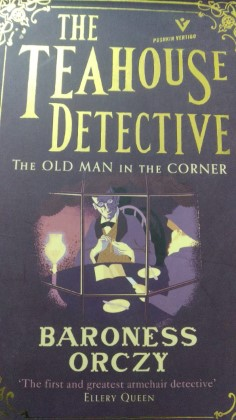 The Tea House Detective The Old man In The Corner