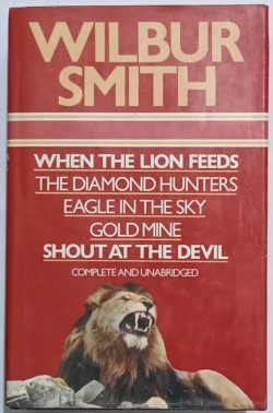 When The Lion Feeds The Diamond Hunters Eagle In The Sky Gold Mine South At The Devil